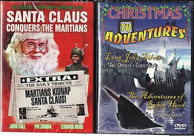 Santa Claus Conquers the Martians;Christmas TV Advent.