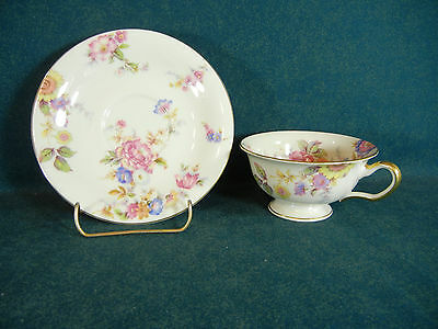 Castleton China Sunnybrooke Cup and Saucer Set(s)
