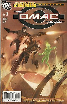 Omac Project '05 1-6 VF+ Complete Run T0