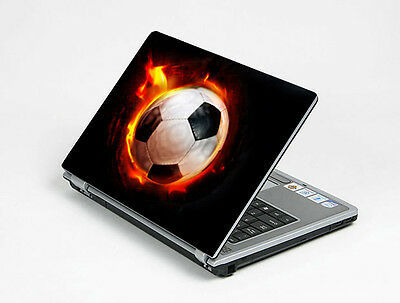 Football Laptop Lid Cover Sticker Skin Vinyl Decal Notebook Protector