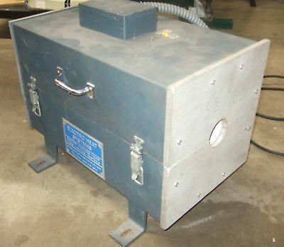 "Tube Furnace Electro Heat Systems Lab 18"" x 2 1/4"" Nice"