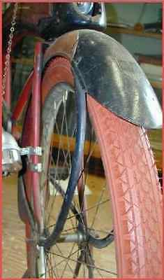 "Red Balloon Tires, Pre-War tread,26"", Free Tubes & S/H"