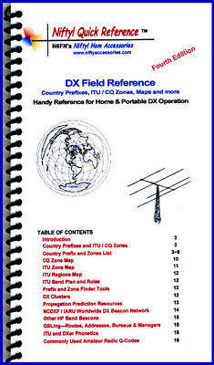 Amateur Radio DX Field Reference, DX Guide