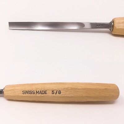 Pfeil Swiss Made 5/8 #5 8Mm Gouge Carving Tool Chisel
