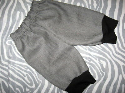 New  Baby Boys Lads Black Grey Leggings Trousers Pants Party Gift Alternative