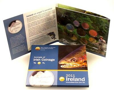 NEW ! Euro IRLANDA 2011 in Folder Ufficiale NEW !!