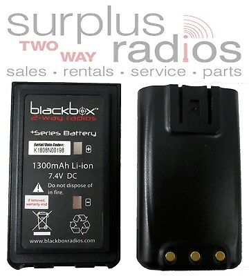 Blackbox+ Plus OEM Battery Li-Ion 1300mAh Blackbox+BATT
