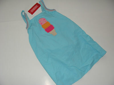 Gymboree Popsicle Party Girls Size 3T Ice Cream Dress