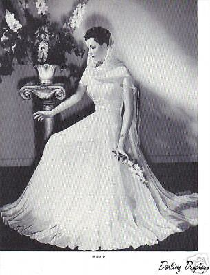 1937 CHARMANT MANNEQUIN Display Photo Advertising M379W