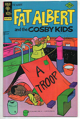 FAT ALBERT & THE COSBY KIDS   13    CAMPING COVER