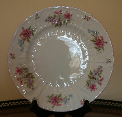 Shelley Stocks 13428 Oleander China Dinner Plate(s)