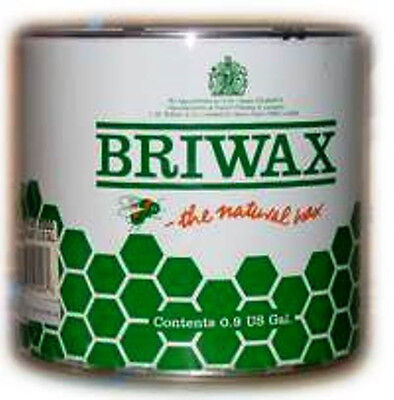 Briwax Orignal - 7 LB Tin ~ You select from 10 colors