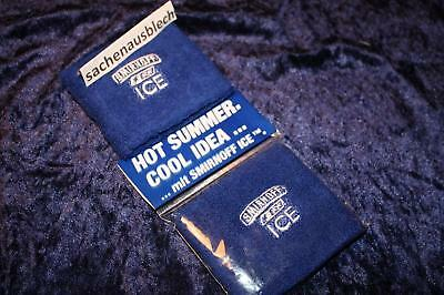Smirnoff Ice Schweissband Hot summer cool idea