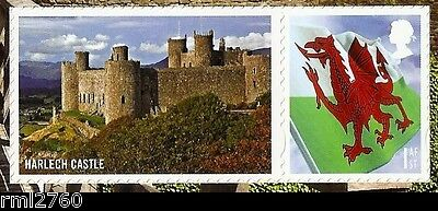 2010 CASTLES of WALES SMILERS SINGLE ex LS71 (my choice of label)