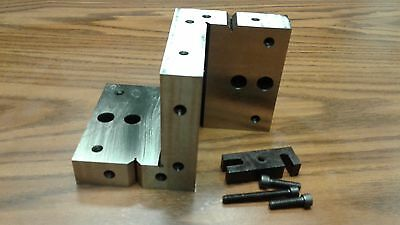 "COMPOUND ANGLE PLATE 6""X4""X4""--0.0002 TOLERANCE #PGAP-C644--New"