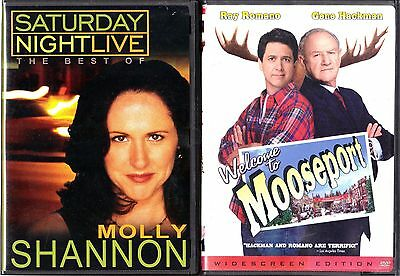 Saturday Night Live - Best of Molly Shannon & Welcome To Mooseport - 2 DVDs