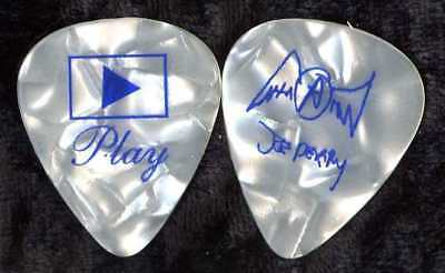 AEROSMITH 2001 Push Play Tour Guitar Pick!!! JOE PERRY custom concert stage #2