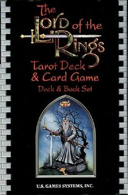Lord of the Rings Tarot NEW Set 78 cards Book Tolkien Middle Earth characters