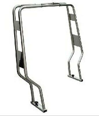 Roll Bar Inox Semi Rigides Dia 40Mm Pg