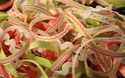 """American Craft """"Sweet Spring"""" Ribbons ($2.96 shipping for up to 4 sets) Save 40%"""