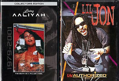 Aaliyah - Losing Aaliyah & Lil John Unauthorized;2 DVDs