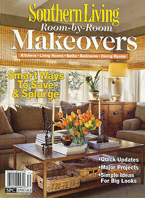 Southern Living   ROOM BY ROOM MAKEOVERS   Update Ideas KITCHEN BATH Bedrooms