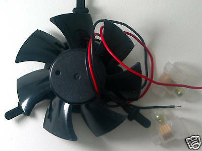 FISHER/PAYKEL[UNIversal non genuine]12v NO FROST EVAPORATOR FAN MOTOR