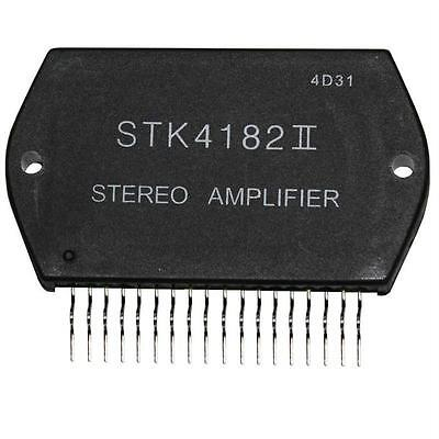 Hybrid-IC STK4182II ; Power Audio Amp