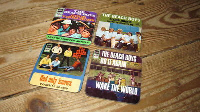 The Beach Boys COASTER Set