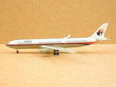 Malaysia Airlines A330-322 (9M-MKC), 1:400