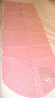 Pink Bridal Dress Garment Bag/Case  -  Wedding Gown NEW