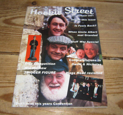 Only Fools And Horses Fan Club Magazine Issue 21