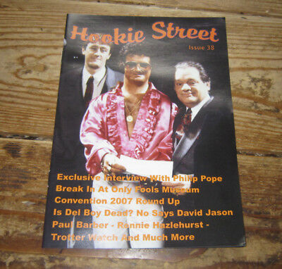 Only Fools And Horses Fan Club Magazine Issue 38