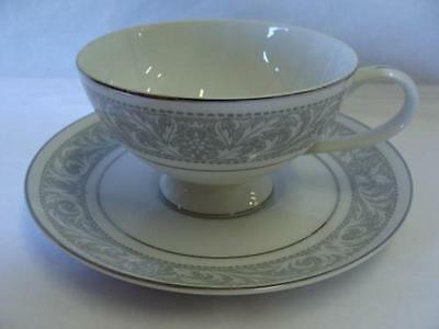IMPERIAL CHINA WHITNEY 5671  CUP & SAUCER