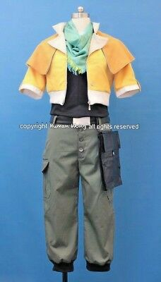 Final Fantasy XIII Hope Estheim Cosplay With Boots Sz M