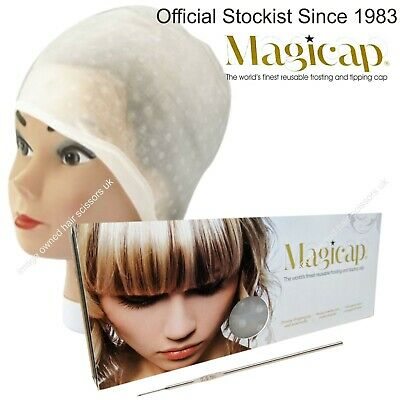 Highlighting Cap With Hook Magicap Hi Lite Cap Streaking Hair High Lite Cap