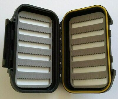 """#OR-A-20  """" Waterproof Fly Box """"  Fly Tying/Fishing"""