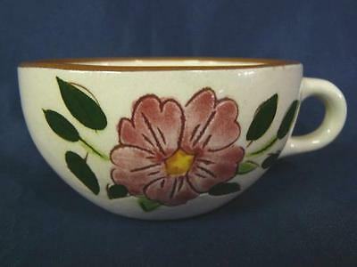 STANGL WILD ROSE CUP ONLY NO SAUCER