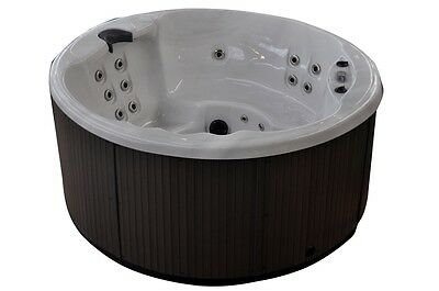Whirlpool Glance Spa Outdoor Pool bis 5 Pers.