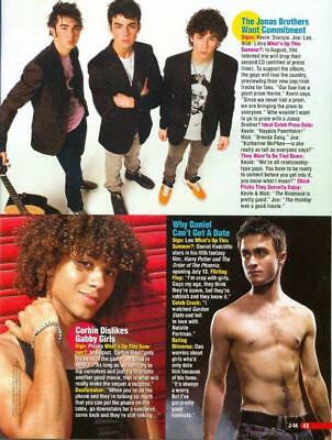 Daniel Radcliffe Shirtless - Dylan & Cole Sprouse Pinup