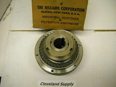 Hilliard 4-1-321H  Industrial Clutch Assembly   New