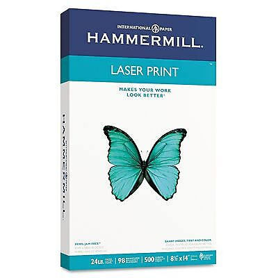 Hammermill Laser Paper 500 ct 8 1/2 x 14 Legal Size