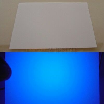 Translucent White Clear Filter Plastic Colour Diffuser Card Led Lcd Use Vauxhall