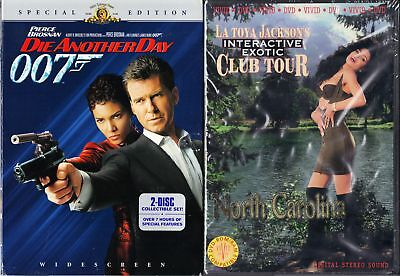 Die Another Day (2003, WS) & LaToya Jackson's Interactive Exotic Club Tour, NC