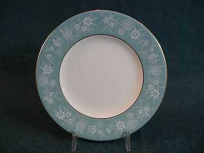 Wedgwood Fieldfare Turquoise Bread and Butter Plate(s)