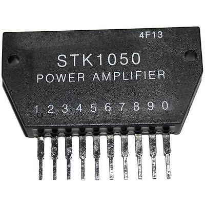 Hybrid-IC STK1050 ; Power Audio Amp
