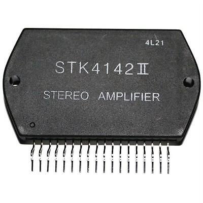 Hybrid-IC STK4142II ; Power Audio Amp