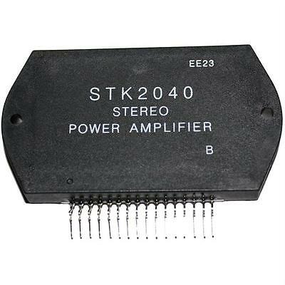 Hybrid-IC STK2040 ; Power Audio Amp