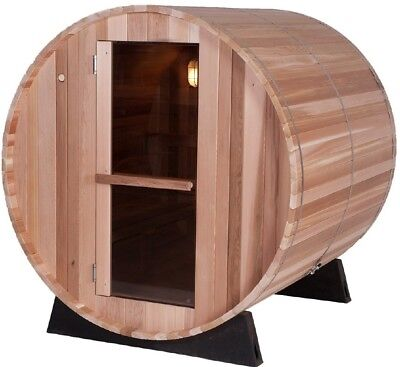 fass sauna f r 6 personen eur picclick de. Black Bedroom Furniture Sets. Home Design Ideas