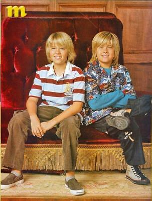 Dylan & Cole Sprouse - The Suite Life - Pinup